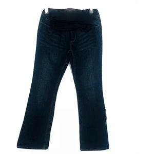 Motherhood Maternity Dark Wash Jeans